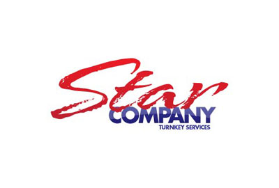 Logotipo Star Company